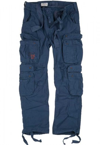 05-3998-10-SURPLUS-AIRBORNE-VINTAGE-NAVY-CARGO-PANT-TATTOOFASHION-FRONT