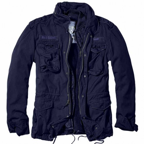 Brandit M65 Giant Jacket Navy Blue