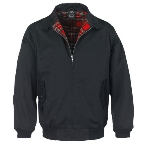 Brandit Lord Canterbury Harrington Black