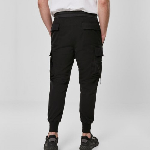 Urban Classics SweatPant Tactical cargo Jogging Black